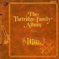PARTRIDGE FAMILY - PARTRIDGE FAMILY ALBUM (CD 1993) CASSIDY JONES    11 TRACKS