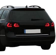 LIGHTBAR RÜCKLEUCHTEN VW PASSAT 3C B6 05-10 KOMBI SCHWARZ RÜCKLICHR HECKLEUCHTEN