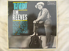 JIM REEVES LP BIMBO London plum mono HA-U 8015