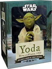 Yoda : Bring You Wisdom, I Will by Yoda (2010, Mixed Media)