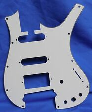 NEW OLDSTOCK 2S1H 4 HOLE WHITE PARKER FLY SERIES ELECTRIC GUITAR PICKGUARD