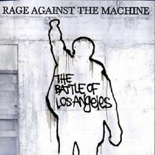 """RAGE AGAINST THE MACHINE """"THE BATTLE OF LOS ANGELES"""" CD"""