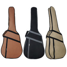 "40"" 41""  Double Straps Electric Guitar Bag Soft Case Gig Bag Backpack New"