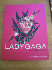 LADY GAGA EXTREME STYLE BY LIZZY GOODMAN VIRTUALLY MINT CONDITION