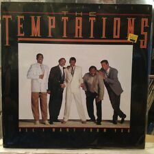 "NM 12""~The TEMPTATIONS~All I Want From You~[4:13]~Instrumental~[5:31]~{OG 1989]~"