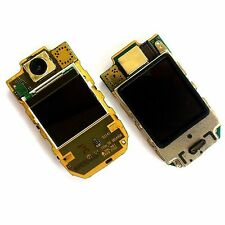 100% Genuine Nokia 6103 LCD main inner large+outer small+Earpiece speaker+camera