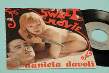 "DANIELA DAVOLI 7"" SWEET MOVIE ORIG ITALY 1974 EX SOUNDTRAKS PASOLINI"