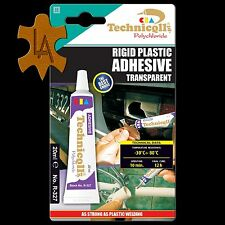 hard plastic strong adhesive glue bristol cracked broken headlights repair