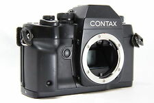 Excellent Contax RX 35mm SLR Film Camera Body Only #889 s12