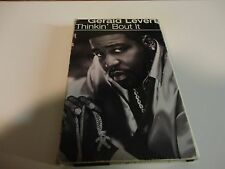 Thinkin' Bout It [CD5/Cassette Single] [Single] by Gerald Levert (Cassette,...