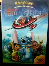 Leroy & Stitch (DVD) Disney Film REGION 2 DVD ONLY!