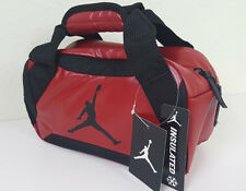 NWT NIKE AIR JORDAN GIRL BOY RED INSULATED SCHOOL TOTE LUNCH BOX LUNCHBOX BAG