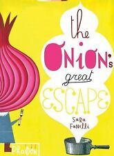 The Onion's Great Escape (Disappearing Books), Activity Books, Sara Fanelli, New