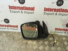 1998 TOYOTA HAICE PASSENGER SIDE N/S ELECTRIC WING MIRROR.