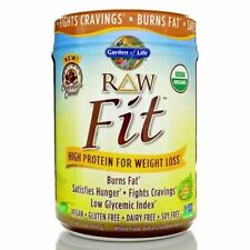 Garden of Life Raw Organic Fit Sprout & Plant Protein Powder Chocolate Flavor