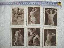 lotto Nudi femminili Nu féminin nus féminins  '20s '30s