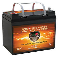 INVACARE COMP VMAX MB857 AGM WHEELCHAIR HICAP 35AH U1 Battery PRONTO M51 M61 M41