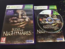 XBOX 360 : kinect rise of nightmares