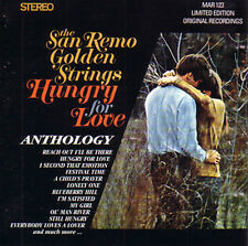 SAN REMO GOLDEN STRINGS - Hungry for Love Anthology CD