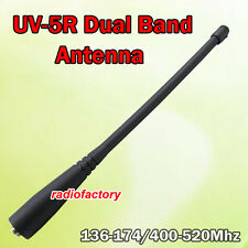 Original Baofeng Dual-Band Antenna 136-174 / 400-520MHz UV-5RA UV-5RB UV5R Plus