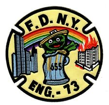 FDNY Fire Company Patch Eng 73