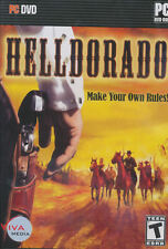 HELLDORADO Western Action Adventure Wild West PC Game