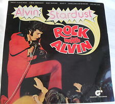 Alvin Stardust - Rock with Alvin - Magnet MAG 5007