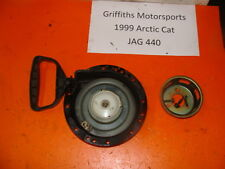 99 ARCTIC CAT JAG 440 fan 340? Z? 00 01 RECOIL REWIND PULL ROPE STARTER START