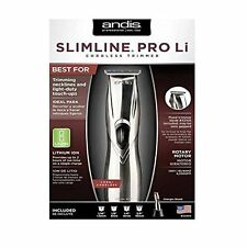 Best Slimline Pro Li Lightweight Cordless T-Blade Trimmer CL-32400 by Andis