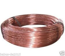 Bare uncoated COPPER-WIRE 1,8mm 13Gauge 100m kupferdraht blank KESHE Magrav 1.6