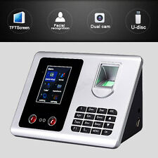 Yoko Face Recognition Fingerprint Reader Employee Time Attendance Manager Clock