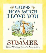 Guess How Much I Love You in the Summer,ACCEPTABLE Book