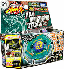 Takara Tomy Beyblade Metal Fusion BB-71 Ray Striker Unicorno D125CS Loose