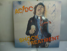 AC/DC-SHOCK TREATMENT. COLUMBUS, OH, USA 1978.-WHITE VINYL LP-NEW.SEALED.