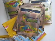 Official Panini Brazil 2014 Stickers 50 Packs FIFA World Cup Brasil ALL 32 Teams