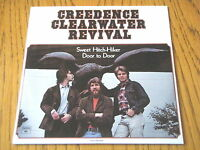 "CREEDENCE CLEARWATER REVIVAL - SWEET HITCH-HIKER   7"" VINYL PS"
