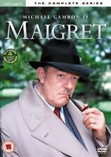 Maigret: The Complete Series - DVD NEW & SEALED (4 Discs) - Michael Gambon