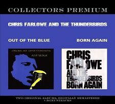 Out of the Blue/Born Again [Digipak] by Chris Farlowe & The...