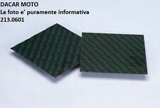 213.0601 SET LASTRE IN FIBRA DI CARBONIO MM.110X100 SP.0,35 POLINI