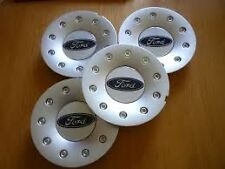 4x Ford Alloy Wheel Center Hub Caps ST220 Mondeo MK3/Galaxy/Focus Ghia