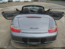 Porsche : Boxster Roadster Convertible Salvage Rebuildable