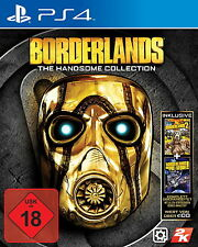 Playstation 4 Spiel: Borderlands Handsome Collection Neu + OVP