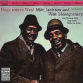 Bags Meets Wes! [Riverside Remaster] by Milt Jackson Wes Montgomery JAZZ CLASSIC