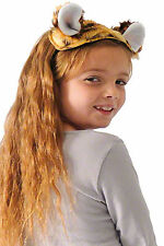 Tiger Costume Ears and Tail Fancy Dress Kids World Book Day Leopard Big Cat