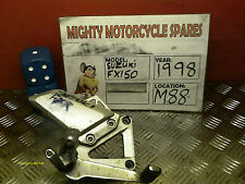 1998 2000 SUZUKI FX 150 FX150 BRAKE PEDAL AND HANGER  98 99 2000