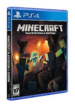 Minecraft - Playstation 4 Edition [Playstation 4 PS4 Sony Exclusive Game] NEW