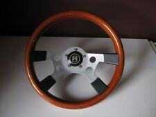 Sport wooden steering wheel Vw beetle, buggy, Porsche Carrera 911
