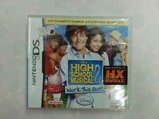 NINTENDO DS - GIOCO HIGH SCHOOL MUSICAL 2