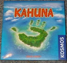 Kahuna Classic 2 Player Game Thames & Kosmos Strategy Card By Gunter Cornett