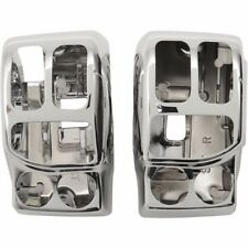 NEW Chrome Switch Housing For Harley Touring 2014 - 2015 STREET ELECTRA ULTRA